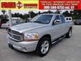 2006 Bright Silver Metallic Dodge Ram 1500 SLT Quad Cab #52971992