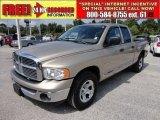 2005 Light Almond Pearl Dodge Ram 1500 Laramie Quad Cab #52971994