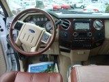 2010 Ford F350 Super Duty King Ranch Crew Cab 4x4 Dually Dashboard