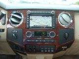 2010 Ford F350 Super Duty King Ranch Crew Cab 4x4 Dually Controls