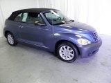 2007 Marine Blue Pearl Chrysler PT Cruiser Convertible #52971905