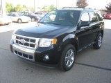 2010 Ford Escape Black