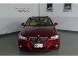2011 Vermillion Red Metallic BMW 3 Series 328i Sedan #53005057