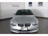 2011 Titanium Silver Metallic BMW 3 Series 335i xDrive Coupe #53005060