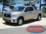 2008 Desert Sand Mica Toyota Tundra Double Cab #53005597