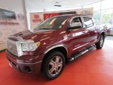 2007 Salsa Red Pearl Toyota Tundra Limited CrewMax 4x4 #53005621