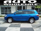 2008 Blue Streak Metallic Toyota Highlander  #53005430
