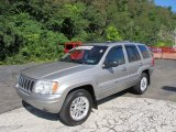 2002 Bright Silver Metallic Jeep Grand Cherokee Limited 4x4 #53005434
