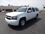 2011 Summit White Chevrolet Suburban LS 4x4 #53005442