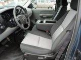 2008 Chevrolet Silverado 1500 LS Extended Cab 4x4 Dark Titanium Interior