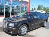2008 Brilliant Black Crystal Pearl Chrysler 300 C HEMI #53005642