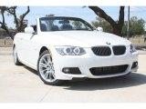 2011 Mineral White Metallic BMW 3 Series 335i Convertible #53005455