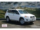 2011 Super White Toyota RAV4 I4 4WD #53004953