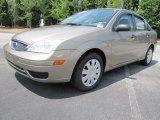 2005 Arizona Beige Metallic Ford Focus ZX4 S Sedan #53005695