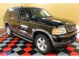 2003 Black Ford Explorer XLT 4x4 #53005485