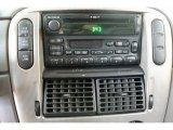2003 Ford Explorer XLT 4x4 Audio System
