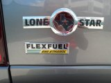 2008 Dodge Ram 1500 Lone Star Edition Quad Cab Marks and Logos