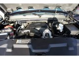 2008 Chevrolet Silverado 1500 Work Truck Regular Cab 4x4 4.8 Liter OHV 16-Valve Vortec V8 Engine