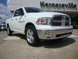 2011 Bright White Dodge Ram 1500 Big Horn Quad Cab 4x4 #53005528