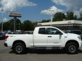 2010 Super White Toyota Tundra TRD Rock Warrior Double Cab 4x4 #53064188
