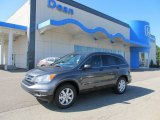 2011 Polished Metal Metallic Honda CR-V SE 4WD #53064542