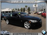 2011 Jet Black BMW 3 Series 335i Convertible #53064202