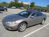 2002 Cafe Latte Metallic Chrysler Sebring LXi Coupe #53064046