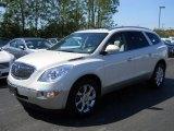 2008 White Diamond Tri Coat Buick Enclave CXL AWD #53064574