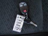 2008 Chevrolet Silverado 1500 LT Extended Cab Keys