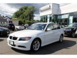 2008 Alpine White BMW 3 Series 328xi Sedan #53063965