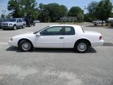 Mercury Cougar 1994 Data, Info and Specs