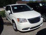 2012 Chrysler Town & Country Stone White