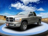 2006 Light Khaki Metallic Dodge Ram 1500 SLT Quad Cab 4x4 #53064653