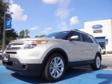 2011 Gold Leaf Metallic Ford Explorer Limited #53064005