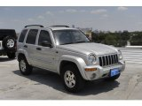 2002 Bright Silver Metallic Jeep Liberty Limited #53064669