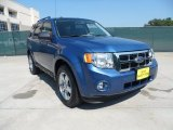 2009 Sport Blue Metallic Ford Escape XLT V6 #53064159