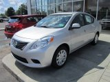 Nissan Versa 2012 Data, Info and Specs