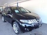 2009 Super Black Nissan Murano LE AWD #53064349