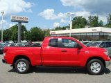 2010 Radiant Red Toyota Tundra Double Cab 4x4 #53064175