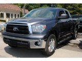 2011 Magnetic Gray Metallic Toyota Tundra SR5 Double Cab 4x4 #53064518
