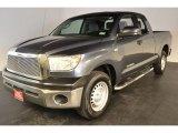 2008 Slate Gray Metallic Toyota Tundra Double Cab #53117687