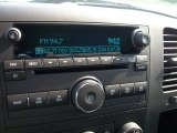 2011 Chevrolet Silverado 1500 LS Regular Cab 4x4 Audio System
