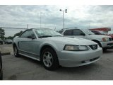2000 Silver Metallic Ford Mustang V6 Convertible #53117710