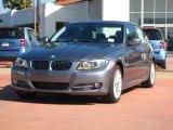 2011 Space Gray Metallic BMW 3 Series 335d Sedan #53117204