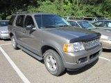 2003 Mineral Grey Metallic Ford Explorer XLT 4x4 #53117082
