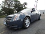 2009 Blue Diamond Tri-Coat Cadillac CTS 4 AWD Sedan #53117718