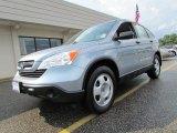 2009 Glacier Blue Metallic Honda CR-V LX 4WD #53117719