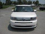 2012 Ford Flex White Platinum Metallic Tri-Coat