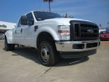 2008 Ford F350 Super Duty XL Crew Cab 4x4 Dually Data, Info and Specs