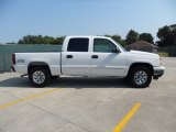 2007 Chevrolet Silverado 1500 Classic LS Crew Cab 4x4 Data, Info and Specs